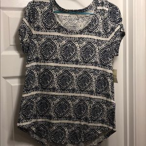 Lucky Brand casual design shirt